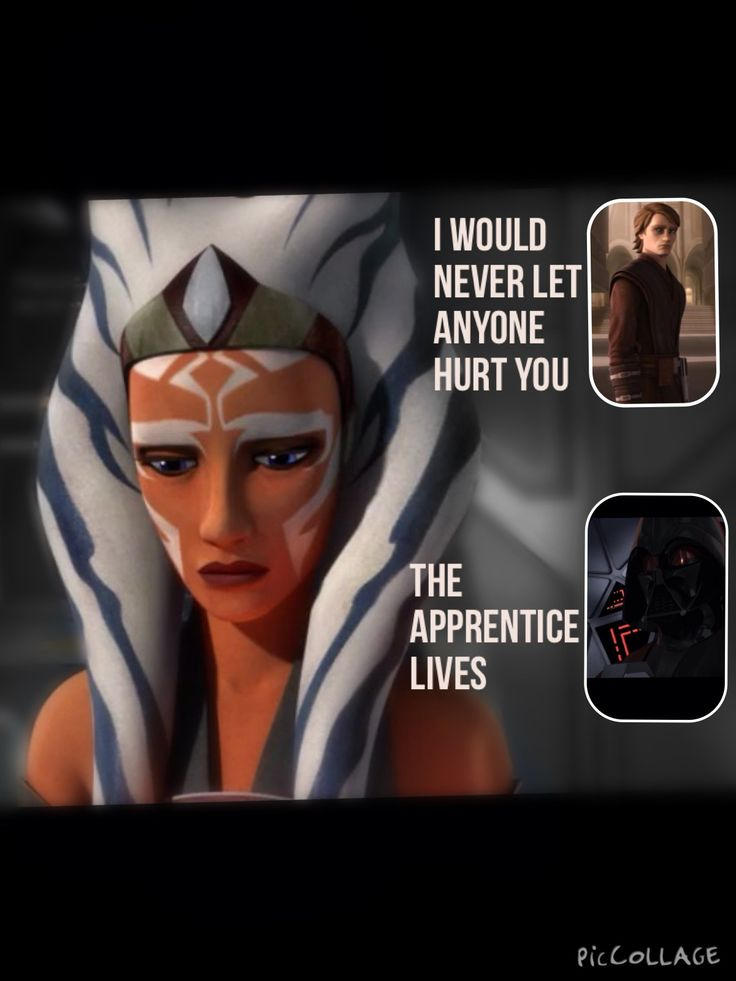 Ahsoka Tano Star Wars Rebels her master, commet bellow on  what you think