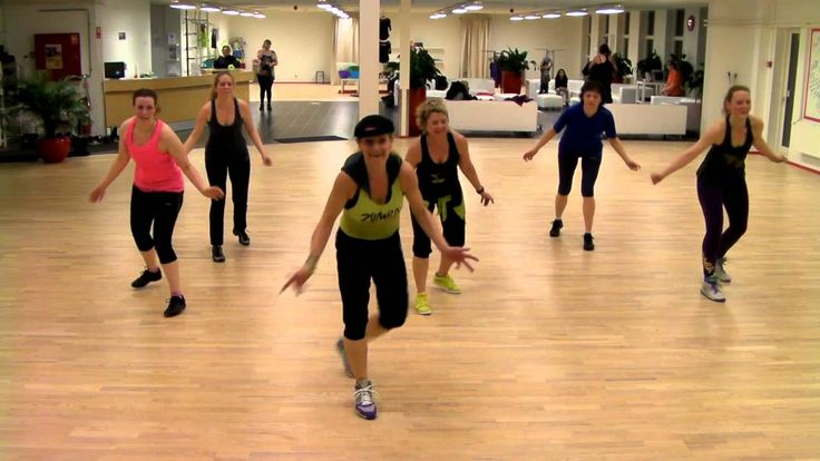Mambo No.5 Zumba Jive (52 - twist, jump back) (1:49 - Shakes)(2:30 - Kicks)