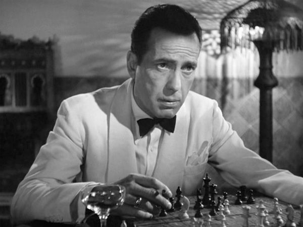 Rick Blaine Nombre completo: Rick Blaine Intérprete: Humphrey Bogart Lo vimos en: Casablanca (1942)