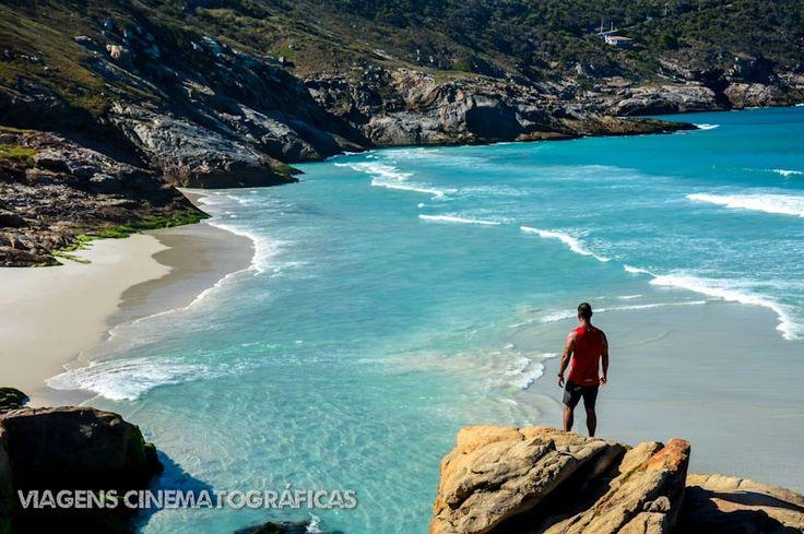 Melhores Praias do Rio: Praia Brava em Arraial do Cabo