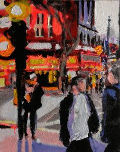 Around-Chinatown by Paul Mitchell
