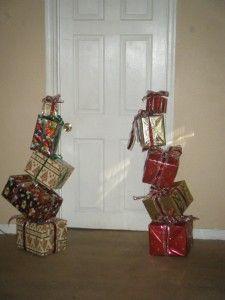 Christmas gift decorations pinterest