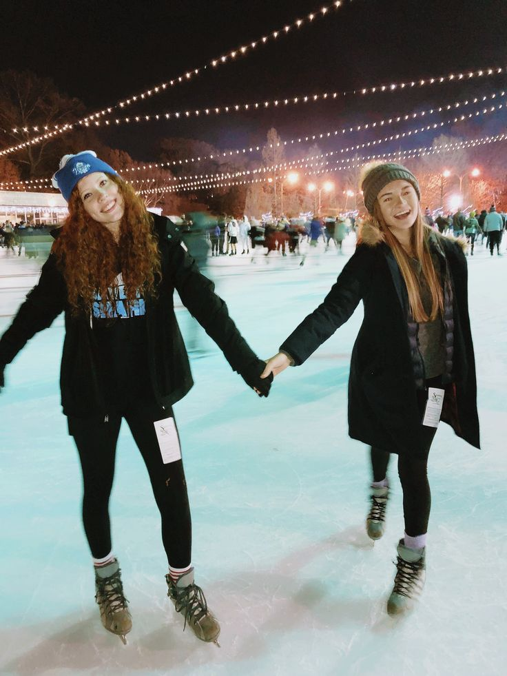 Ice Skating Pictures With Friends Steinberg Skating Rink St Louis Skating Pictures Winter Photoshoot Ice Skating Photography