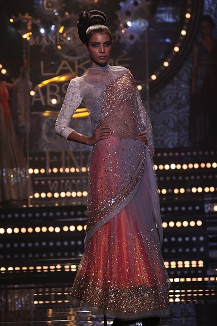Lakmé Fashion Week Winter/Festive 2011 Grand Finale ~ Manish Malhotra