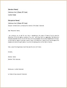 Persuasive Letter DOWNLOAD at http://www.templateinn.com/40-official-letter-templates-for-everyone/