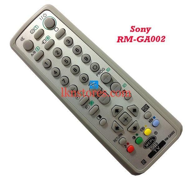 Buy remote suitable for Sony Tv Model: RM GA002 at lowest price at LKNstores.com. Online's Prestigious buyers store.