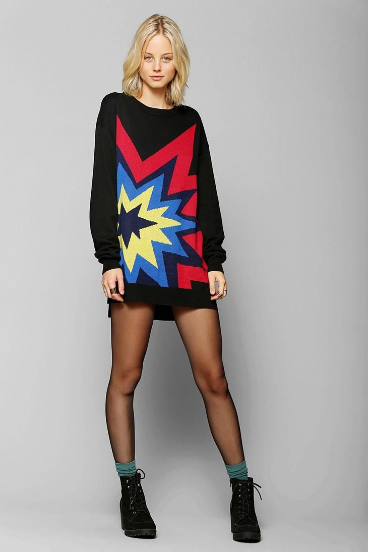 Bdg Pow Sweater Urbanoutfitters Uo Exclusives