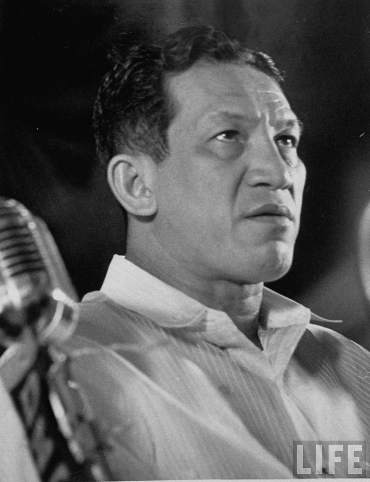 "Arsenio Lacson, or ""the Son of Manila,"" was mayor of the city from  1951-1962."