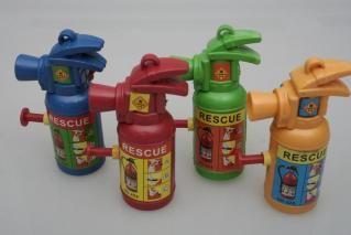 Waterpistool brandblusser € 0,26 per stuk