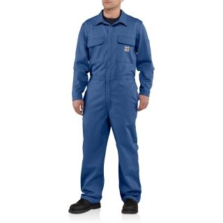 Carhartt 101017 Men's Flame-Resistant Traditional Twill Coverall #Carhartt #Coverall
