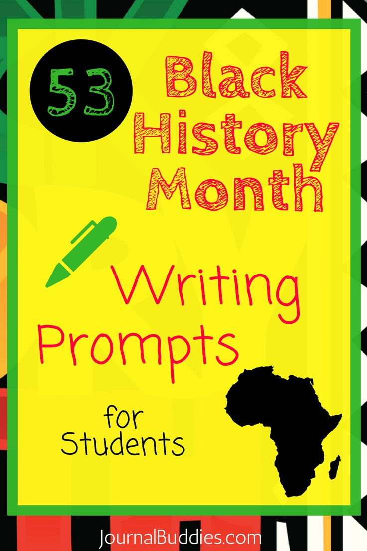 Black history month essay themes
