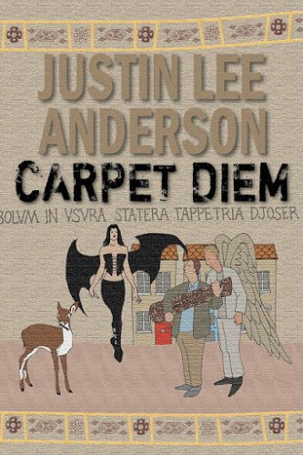 Book Review: Carpet Diem by Justin Lee Anderson | Jo Rodrigues, a layman's kind of Author!