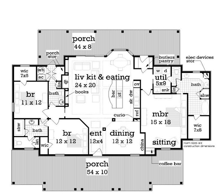 2 Storey House Floor Plans With Diions Part - 17: Floor Plan Image Of White Oaks 1838
