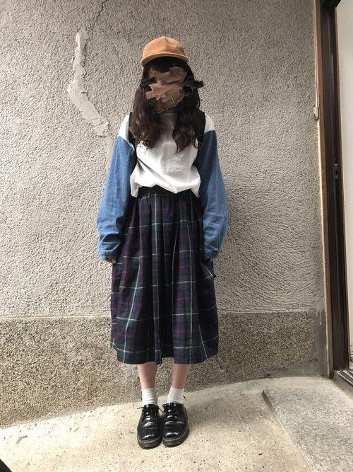 久しぶりに kastane の 切り替えトップス 着たけど、 やっぱり 可愛いな 〜~〜。 大きめ