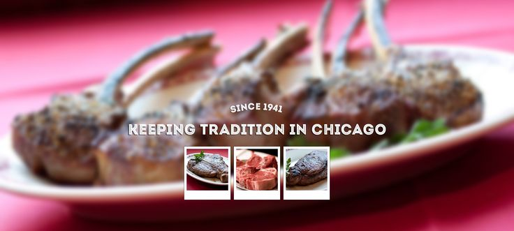 Gene And Georgetti Steakhouse | Chicago  500 N. Franklin Street Chicago, IL 60654 Call Us: 312.527.3718