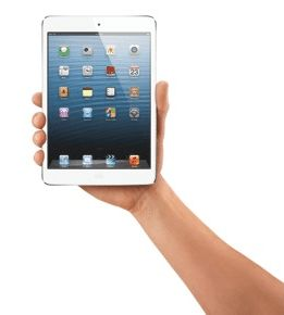 Find Out Which iPad Model You Have: iPad Mini (1st Generation Mini)