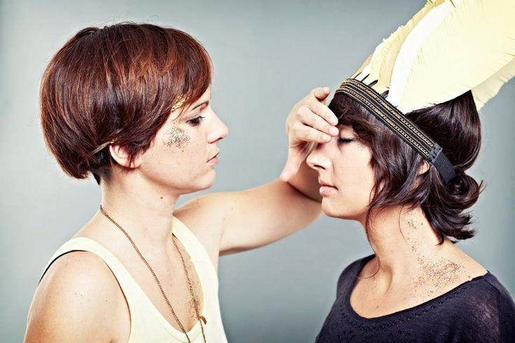 ANDROMAKERS(2013) Photo de presse DA /Accessoire / stylisme / maquillage > Christine Massy Photo >Laetizia Bazzoni Retouche >Antoi...