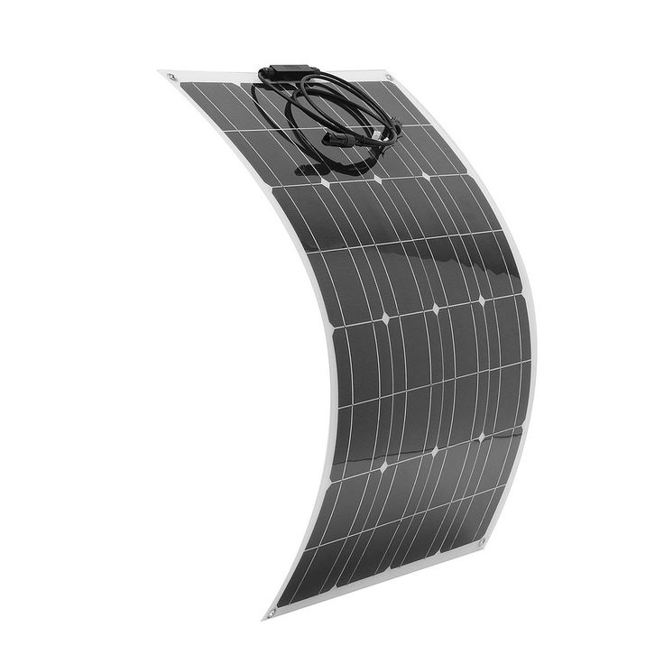 Elfeland 80W 12V Semi Flexible Solar Panel With 1.5m Cable For RV Boat Battery Charger: Vendor: BG-US-Electronics Type: Arduino Compatible…