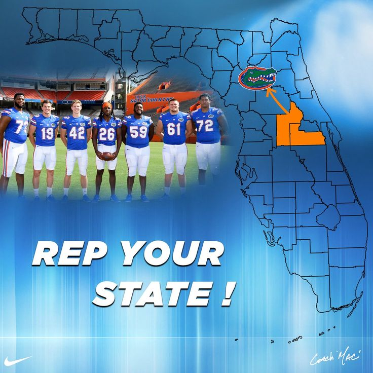 """Gators Recruiting on Twitter: """"Central Florida to The Swamp! …"""