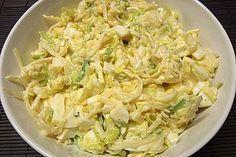 Porreesalat, ein leckeres Rezept aus der Kategorie Gemüse. Bewertungen: 5. Durchschnitt: Ø 4,1.