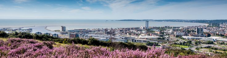 Swansea is Wales' Waterfront City. It sits on the sandy 5 mile stretch of Swansea Bay beach and is a great base for exploring the best of South-West Wales.