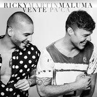 "RADIO   CORAZÓN  MUSICAL  TV: RICKY MARTIN PRESENTA NUEVO SENCILLO ""VENTE PA` CÁ..."