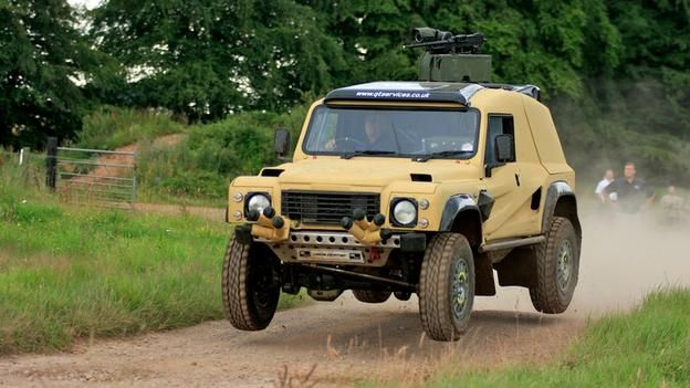 BBC - Autos - Seven military vehicles you can buy
