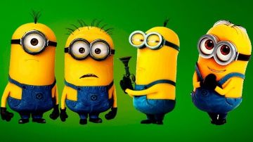 Five little Minions jumping on the bed-- Nursery Rhymes 5 monkeys song for kids http://video-kid.com/9162-five-little-minions-jumping-on-the-bed-nursery-rhymes-5-monkeys-song-for-kids.html