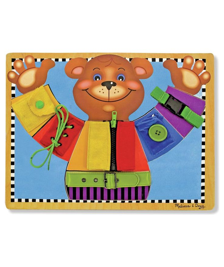 Buy Melissa and Doug Basic Skills Board at Argos.co.uk - Your Online Shop for School learning toys, Educational toys.
