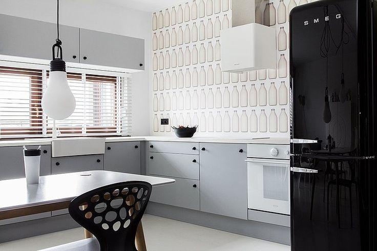 Smeg w kuchni | Bajkowe Wnętrza