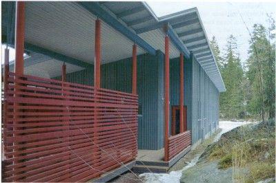 Окраска фасадов из дерева.  Руководство по строительству RT 29-10572.