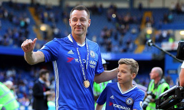 Premier League free transfers: Terry Chelsea exit official