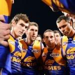 Ashton Hams, Darren Glass, Josh Hill, Luke Shuey, West Coast Eagles