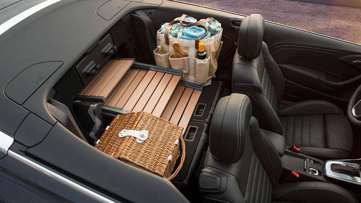 2016 Buick Cascada Inside
