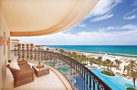 Das Hotel Mövenpick Resort und Marine Spa in Tunesien, Monastir. ☼☼☼☼☼