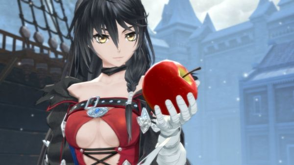 Bandai Namco has released new details and screenshots for Tales of Berseria, detailing the RPG's theme, setting, and story, characters Velvet and Laphicet, and Linear Motion Battle System.