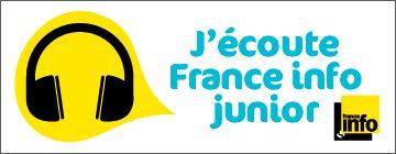 France Info junior - nouvelles en audio