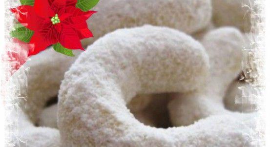Vanilkové rožteky