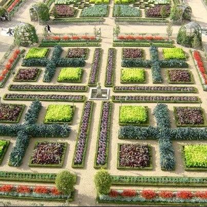 34 Best Garden Hortus Images On Pinterest Veggie Gardens - french potager garden design
