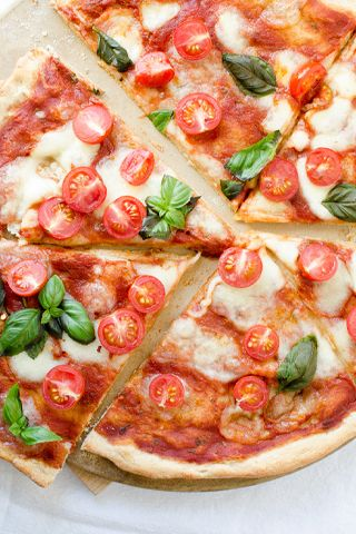 How much water does it take to make this pizza? Plus 4 other foods you'll be shocked to see how much water is used to produce them #worldwaterday #foodfacts