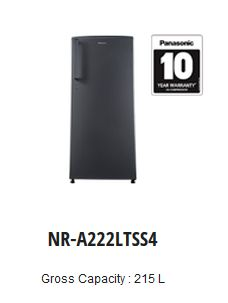 Refrigerator Online at the best price at Panasonic.