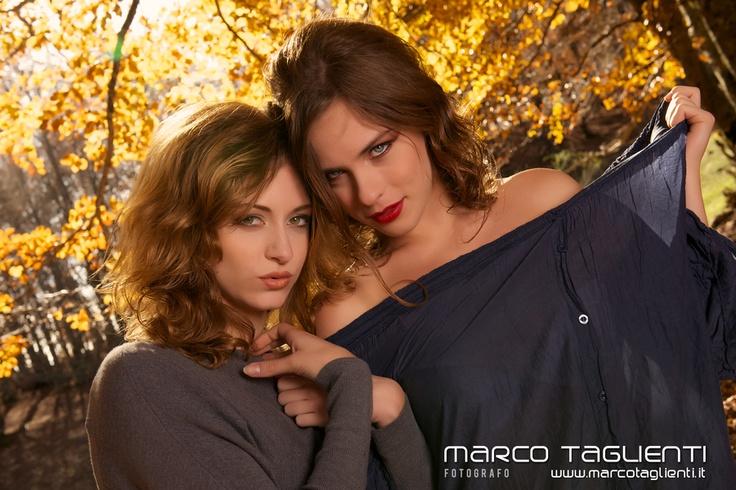 Viktorie e Francesca