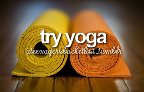 Try yoga! I took a class on 6-13-2016 with my daughter by my side.I loved it! Signing up for a monthly package :)