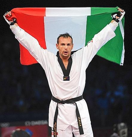 Carlo Molfetta oro olimpico 2012 nel taekwondo