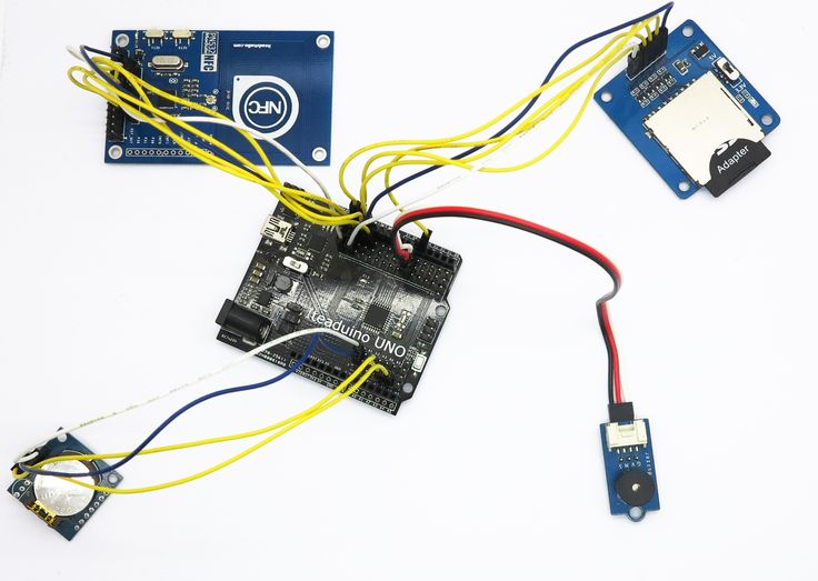 Arduino Based Time Attendance System / ITEAD Studio - Make innovation easier / Arduino Based Time Attendance System / ITEAD Studio - Make innovation easier