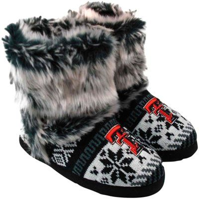 Texas Tech Red Raiders Womens Knit Bootie
