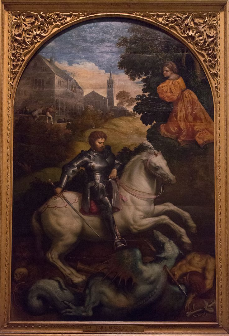 Paris Bordon, 1530, Pinacoteca Vaticana Roma