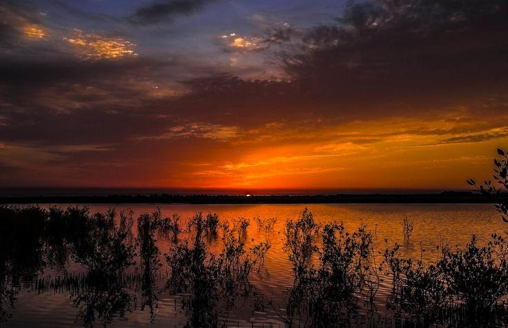 Daybreak by the Lake by julian john on 500px