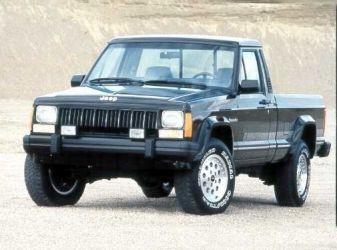 Image Result For Best Jeep Comanche Exterior