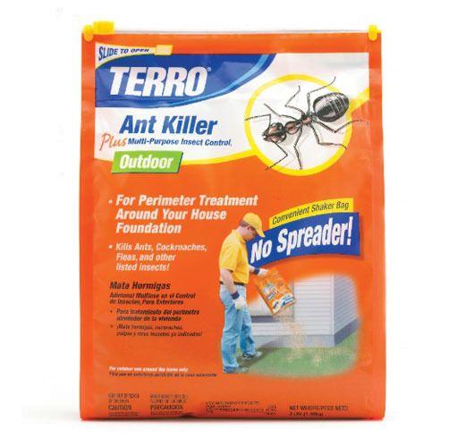 TERRO Outdoor Ant Killer Granules #LiveBugFree
